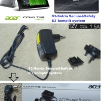 Adaptor ACER Iconia Tab A100, A101, A200, A500, A501 Wall Charger