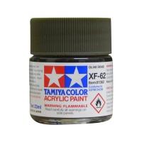 Tamiya Acrylic XF-62 Olive Drab
