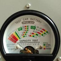 harga Tester Aki, Alat Ukur Aki, Battery Tester, Ampere, 6 V 12 V ~ 120 Ah Tokopedia.com