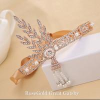 Premium bohemian headpieces/tiara great gatsby/crown bohemian