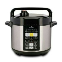 PHILIPS HD 2136 3L ELECTRIC PRESSURE COOKER PRESTO