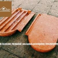 Genteng Sirap Oval | HP/SMS/WA: 081 2283 3040