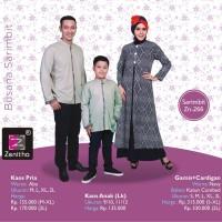Sarimbit Keluarga Zenitha ZN 266 / Couple Busana Muslim