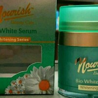 Nourish Skin NBC Bio White Serum