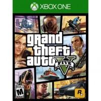 Xbox One Game - Grand Theft Auto GTA V