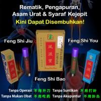 Obat Tradisional Alami Sakit Punggung Shaolin Fengshibao