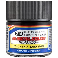 MC 214 Y dark iron - Gundam model Kit paint