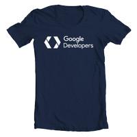 Kaos Google Developer Software Distro (Gamer / Programmer / Geek Shirt