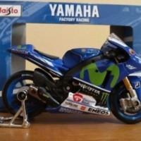 MAISTO MOTOGP YAMAHA VALENTINO ROSSI MINIATUR MOTOR DIECAST SPORT 2015