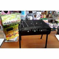 Jual Multi Square Grill Pan Maspion Panggang Portabel Panggangan Pemanggang Murah