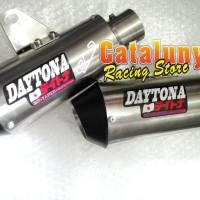 Knalpot Racing Vario 125/150 Daytona Catalunya Racing Custom