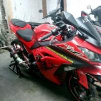 Jual Cepet Gan Ninja FI 250 cc thn 2013