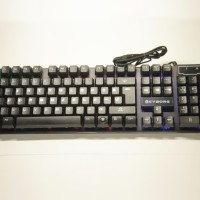 Cyborg CKG-077 War Combat keyboard Gaming