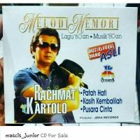 CD Rachmat Kartolo - Melodi Memori Lagu 60an Musik 80an