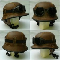 helm retro klasik nazi