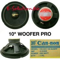Speaker Woofer 10