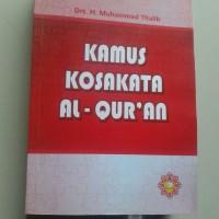 Buku Kamus Kosa Kata Al-Quran