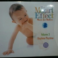 CD THE MOZART EFFECT - MUSIC FOR BABIES VOL.3