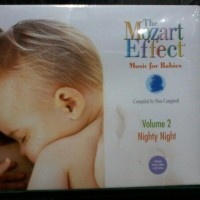 CD THE MOZART EFFECT - MUSIC FOR BABIES VOL.2