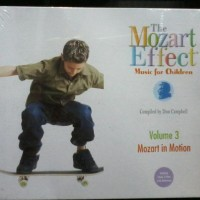 CD THE MOZART EFFECT - MUSIC FOR CHILDREN VOL.3