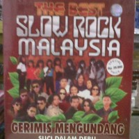 VCD KARAOKE BEST SLOW ROCK MALAYSIA (Feat : IKLIM, SEARCH DLL)