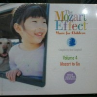 CD THE MOZART EFFECT - MUSIC FOR CHILDREN VOL.4