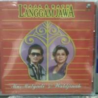 CD MUS MULYADI & WALDJINAH - LANGGAM JAWA