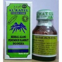 Herbal Al Katel / Herba Alami Penumbuh Rambut ( Minyak Untuk B Prom