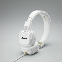 Marshall Major II Headphones White