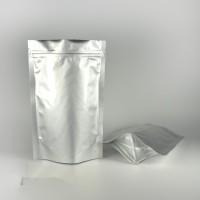 Jual Standing Pouch Aluminium Foil + Zipper ukuran 12x20. (250 Gram).