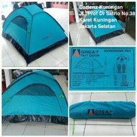 Tenda Great Outdoor Monodome Pro