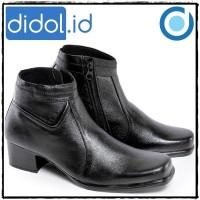 harga Sepatu Wanita Boots Formal - Kerja - High Heels Kulit SPCT 10-705 PS Tokopedia.com