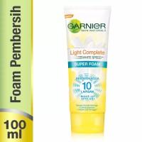 Garnier Light Complete White Speed Super Foam - 100g
