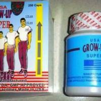Obat Peninggi Badan Herbal Zenit Grow Up Usa