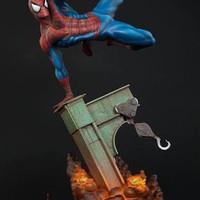 PO SIDESHOW THE AMAZING SPIDERMAN / Hot Toys / HOTTOYS