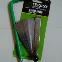 Feeler Gauge Tekiro + Kunci Stel Klep Tekiro T40