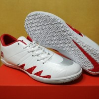 Sepatu Futsal Nike Hypervenom II Neymar X Jordan White