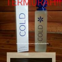 Parfum Original Benetton Cold for Men EDT 100ml