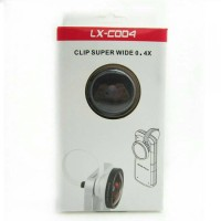 Lesung Universal Clamp Super Wide Angle Lens - LX-C004