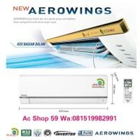harga Ac Panasonic 1 Pk Pu-09tkp Inverter New Aerowing S Nanoe-g Tokopedia.com