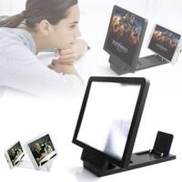 3D Standing Screen Enlarger  Kaca Pembesar Layar Smartphone