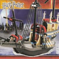TERLARIS LEGO 4768 - Harry Potter - The Durmstrang Ship