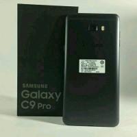 Jual SAMSUNG GALAXY C9 PRO BLACK JADE ( Sm-C9000) | 64GB | NEW | SEGEL Murah