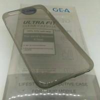 Jual GEA Ultra Fit Clear Capsule iPhone 6 4.7 inci Black Murah