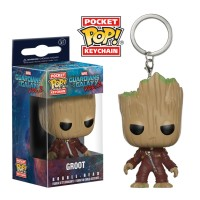 Jual Funko POP! Keychain - Guardian of The Galaxy - Groot Murah