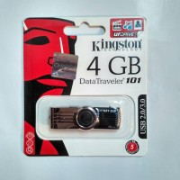 Jual Hot.... Kingston 4GB 4 GB Hologram Flashdisk Flashdrive Kingstone Murah