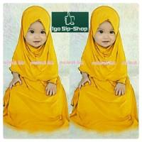 TALIA hijab kids maxi + bergo