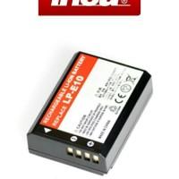 LPE 10 Battery Canon eos 1300D 1200D 1100D Kiss X70 X50 T5 T3