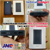 Xiaomi Power Bank Mi Pro 2 10.000mAh Original Powerbank Quick Charge