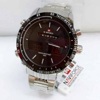 Jam Naviforce 9024 Original Silver